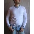 Пуловер Pullmod белый