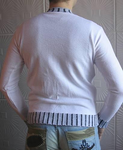 Белые пуловеры доставка